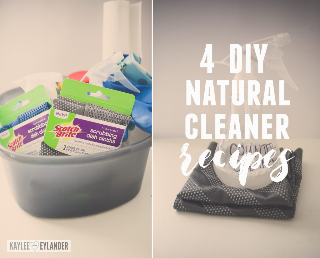 Natural cleaners home