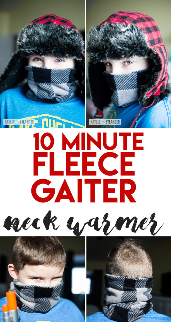 diy neck warmer pattern