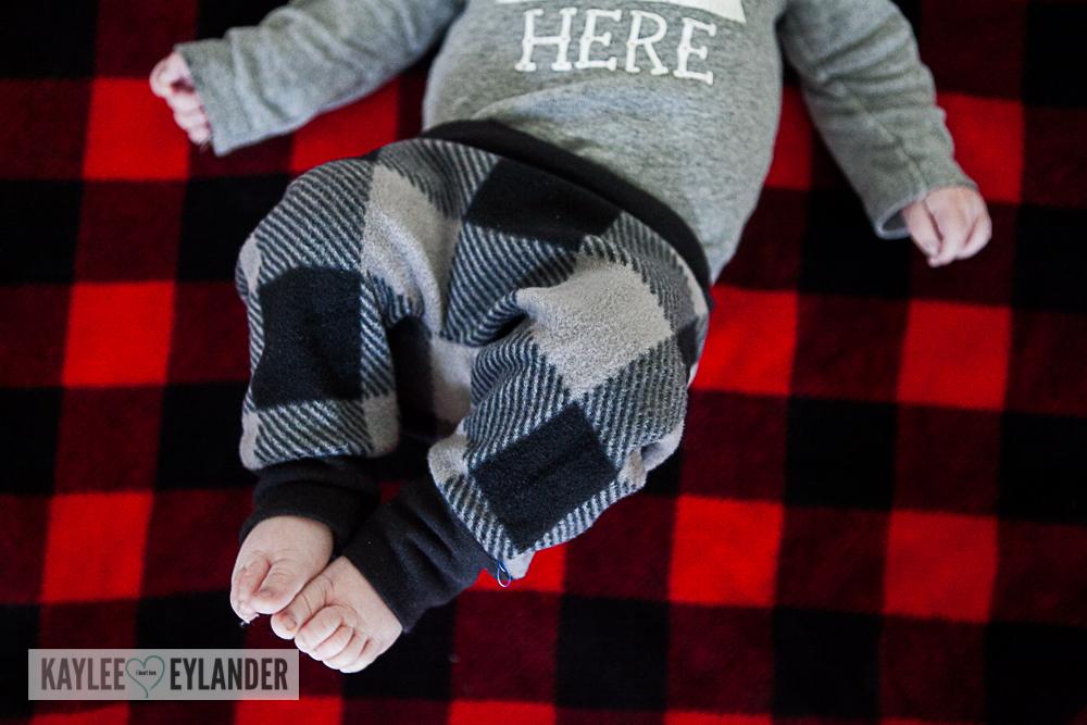 Joggers for babies Harem pants pattern