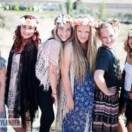 How to Shoot a Teen Bohemian Boho Photo Shoot