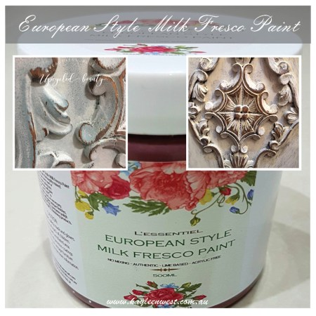 L'essentiel Botanics European Style Milk Fresco Paint
