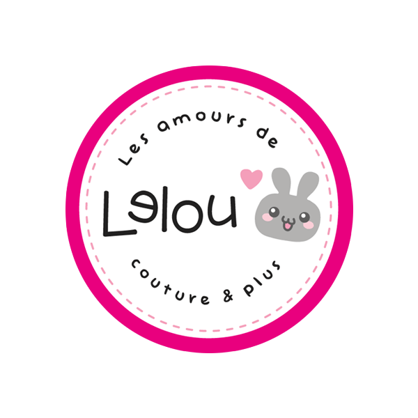 Branding Les amours de lelou | Design by Kaylynne Johnson - web & design | www.kaylynnejohnson.com