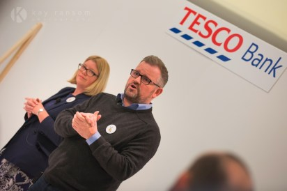 Tesco Bank event