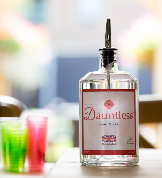 Dauntless gin
