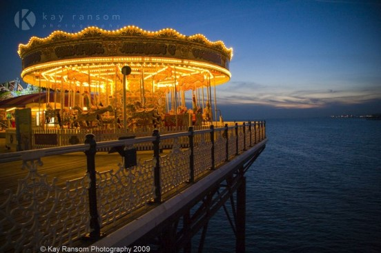 Event photographer - Kay Ransom Photography Brighton Pier
