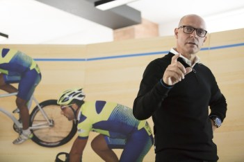 Sir Dave Brailsford - Kay Ransom Photography