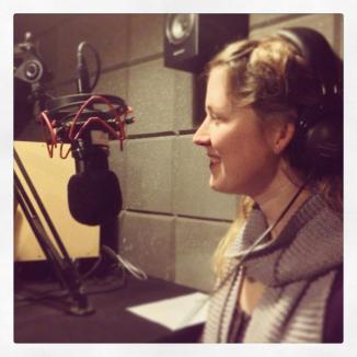 Kay Ransom Photography radio appearance
