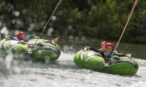 Water inflatable fun