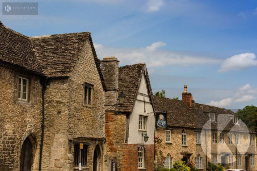 Stock imagery for sale Lacock