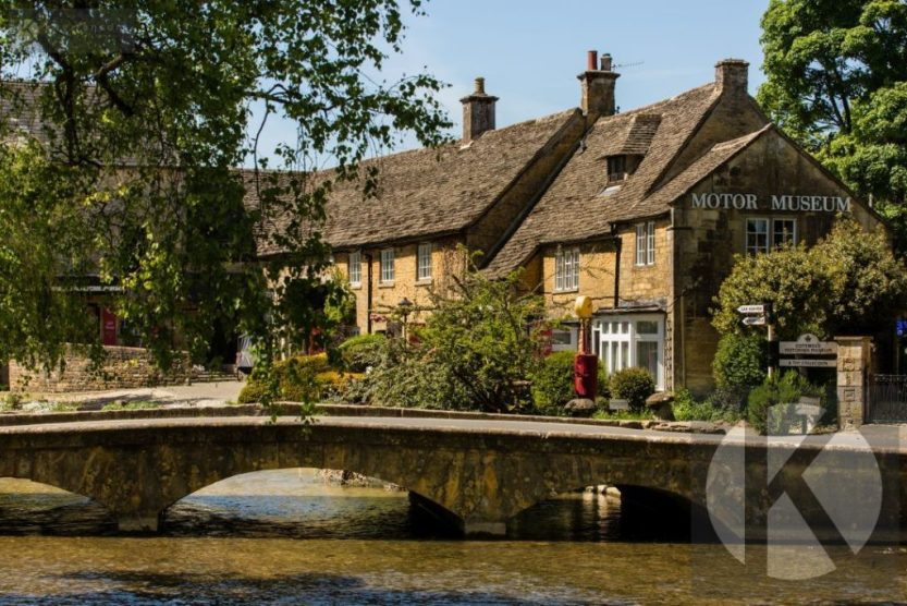 Stock imagery for sale Bourton-on-the-water