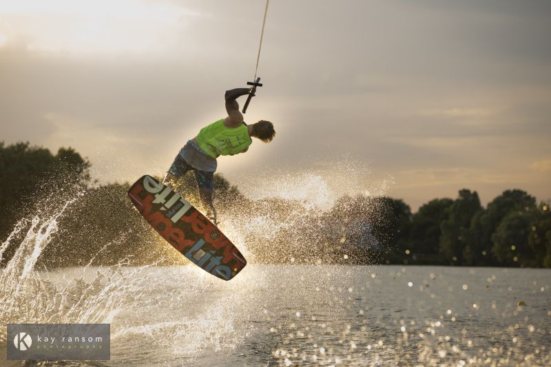 Stock imagery for sale wakeboarding