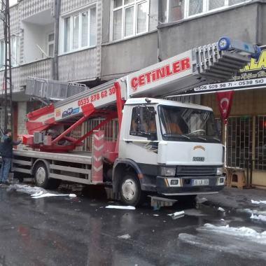 Kayseri Mobil Asansör Kiralama