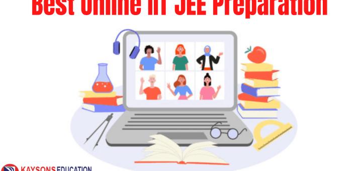 Best Online IIT JEE Preparation