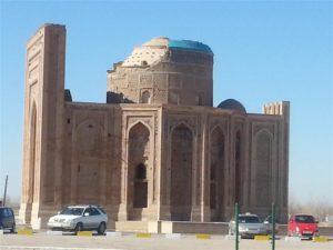 Konye Urgench in Turkmenistan
