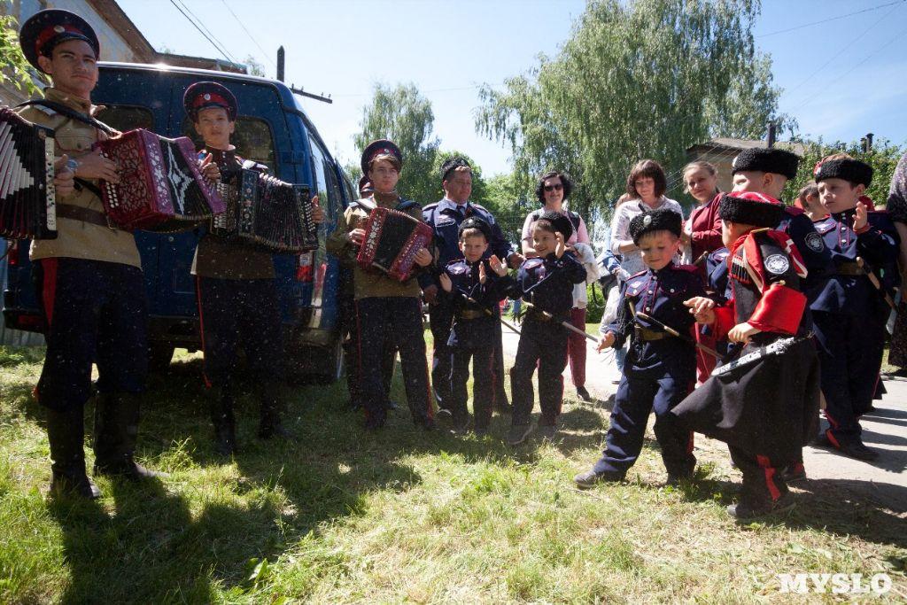 В Тульской области прошел фестиваль крапивы