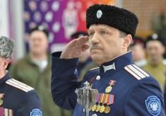 Казаки Западного окружного казачьего общества выбрали батьку — атамана.