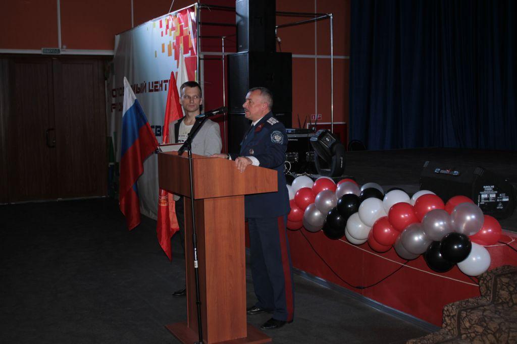 Круглый стол «Государство, молодежь, армия» прошел 22 октября в городе Тула