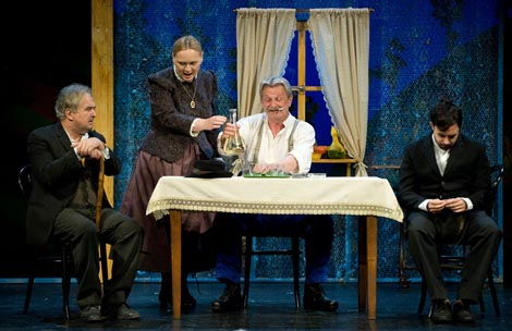 Hrvatsko narodno kazalište u Varaždinu: Slavko Kolar, Svoga tela gospodar, red. Georgij Paro