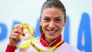 Photo of Španovićeva trenira uprkos slomljenom stopalu