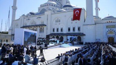 Photo of Otvorena najveća novoizgrađena džamija u Turskoj