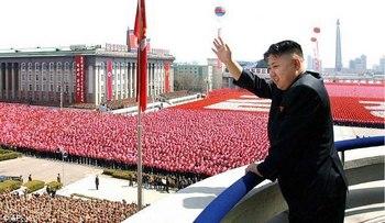 Photo of Kim Džong Un posetio groblje kineskih vojnika iz Korejskog rata