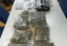 """Photo of """"Moler"""" u naslonima sedišta i rezervnom točku krijumčario 16 kg marihuane"""