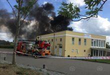 Photo of U Fatihovoj džamiji kod Kopenhagena sinoć  izbio požar