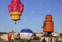 Photo of Šareni baloni uljepšali nebo iznad Kapadokije