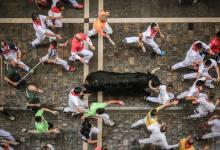 Photo of Španija: Četiri osobe povrijeđene u trci s bikovima