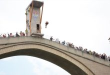 Photo of Počeli skokovi u Mostaru