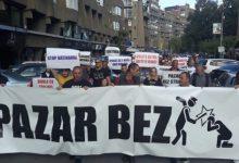 Photo of Protest: Stop batinašima