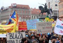 Photo of Hrvatsku trese štrajk prosvetara