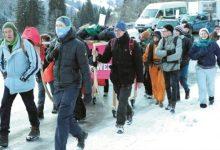 Photo of Protesti na početku jubilarnog 50. Svjetskog ekonomskog foruma u Davosu