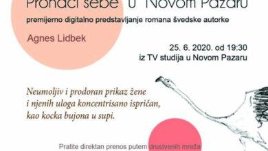 Photo of Promocija švedskog romana u Novom Pazaru