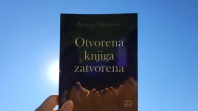 Photo of Nova knjiga Birsene Džanković