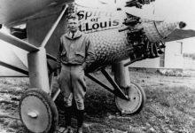 Photo of Lindberg, prvi pilot koji je preleteo Atlantik