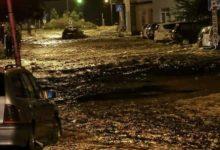 Photo of Snažno nevreme pogodilo Sjenicu: Grad veličine lešnika, centar grada pod vodom