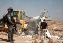 Photo of Izraelske snage srušile još sedam palestinskih kuća na okupiranoj Zapadnoj obali