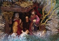 Вертеп. Рождественский Сочельник