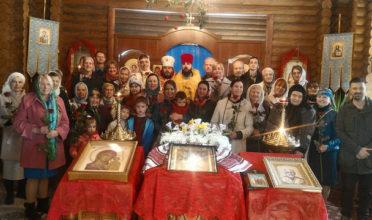 Праздник Жён-Мироносиц в 2018 г. День рождения настоятеля