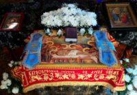 Храм в Великую Субботу и праздник Благовещения Пресвятой Богородицы