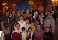 Різдвяні святки у недільній школі