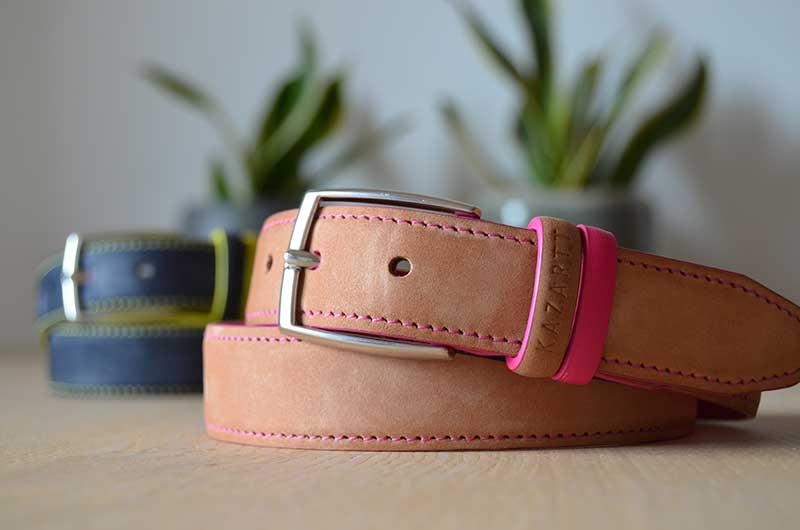 Women's belts