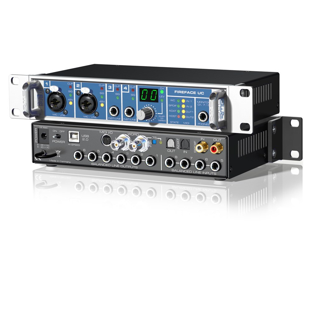 RME Fireface UC USB 2.0 Compact Audio Interface
