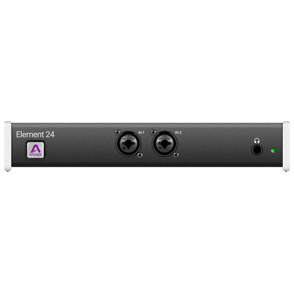 Apogee Element 24 (10x12 Thunderbolt Audio Interface for Mac)