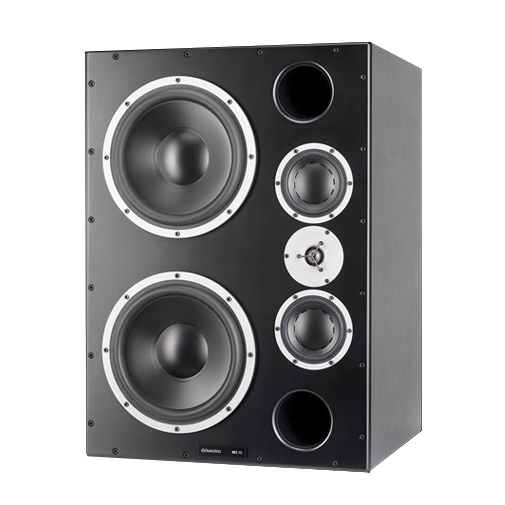 DYNAUDIO M3XE Quad-amped (Left) Studio Monitor