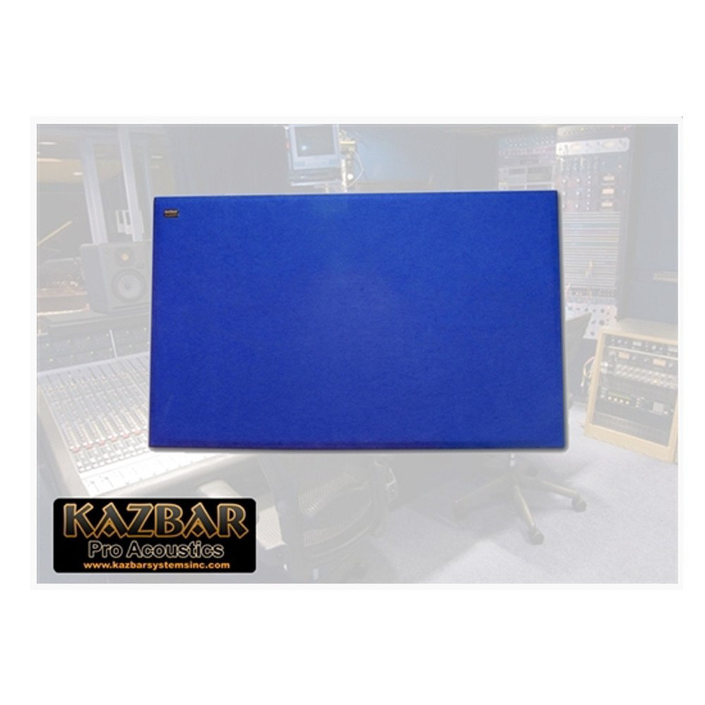 Kazbar Systems Custom Acoustics Small Wall Treatment Panel