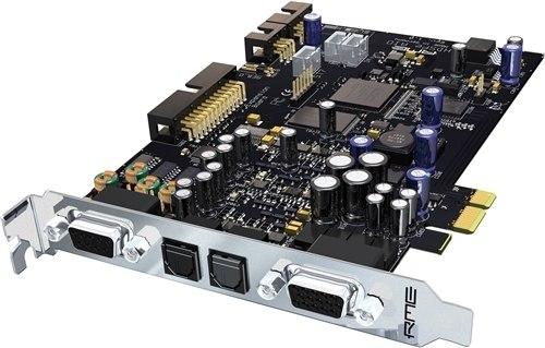 RME HDSPe AIO 34-channel 192 kHz PCI Express Audio Interface