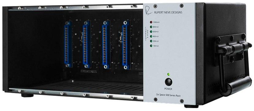 Rupert Neve Designs R6 500 Series Rack