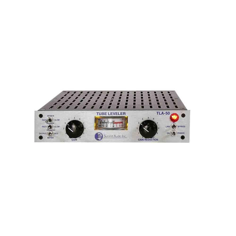 Summit TLA-50 Tube Leveling Amplifier